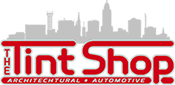 The Tint Shop Logo