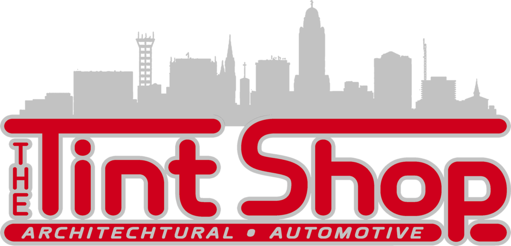 The Tint Shop Full Logo